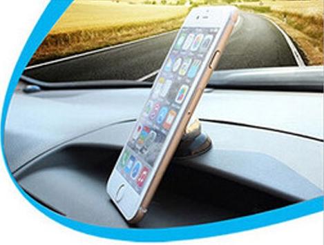 magnetický držák na mobil do auta - 2