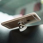 magnetický držák na mobil do auta – umístění v autě – 3