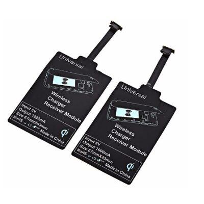 Receiver pro bezdrátové nabíjení telefonu - varianta A i B